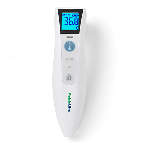 Welch Allyn CareTemp Touch Free Thermometer buy Thermometer From medisure India Thermometer online