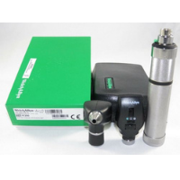 Welch allyn 3.5V SureColor LED Diagnostic Coxial Ophthalmoscope & Otoscope Set With Rechargeable Battery Handle