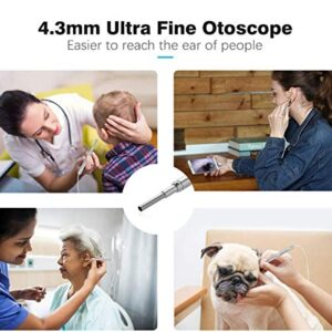 Wired otoscope