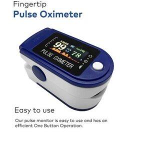 Finger Type Pulse Oximeter
